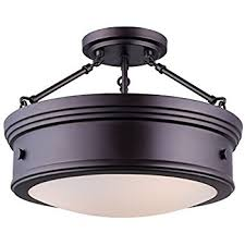 homeselects x light 2 light bronze flush mount ceiling light homeselects 6160 light flush mount with alabaster glass globe 16