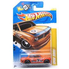 bmw 2002 model car amazon com 2012 wheels models bmw 2002 orange 21 247