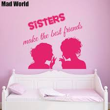 Wall Art Quotes Stickers Popular Wall Art Quotes Friends Buy Cheap Wall Art Quotes Friends