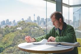 Student At Desk by Sydney Among World U0027s Best In Global University Rankings The