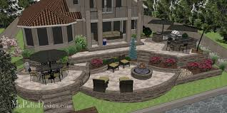 Patio Design Pictures Custom 3d Patio Design Designing Patios You To Use