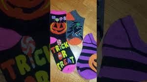 dollar tree halloween socks youtube
