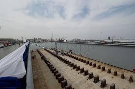naming ceremony for dormac u0027s new ship repair floating dock