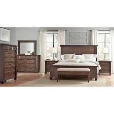 Modern Bed Set Furniture Andaluz 7 Piece Queen Bedroom Set