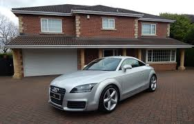 audi tt tdi quattro s line silver 2009 in ponteland tyne and