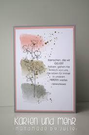 sprüche beileidskarten stin up happy watercolor trauerkarte www handmadebyjulie de