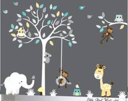 Tree Decal For Nursery Wall Nursery Wall Decals The Interesting Additions Blogbeen