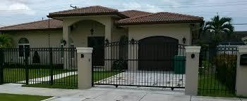 nova fence miami fence contractor 305 586 2904