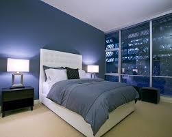 Wonderful Navy Blue Bedroom Colors Williams Naval Much Lighter For - Blue bedroom color schemes
