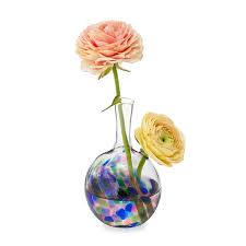 Cut Glass Bud Vase Vases Sale Decorative Vases Uncommongoods