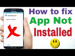 how to fix apk not installed how to fix app not installed mp3 mp4 hd hq mp4