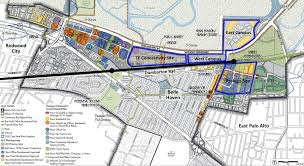 Newark Penn Station Floor Plan by Facebook Expansions Could Spur Dumbarton Rail In Menlo Park