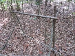 How To Make A Layout Blind Building A Natural Ground Blind 7 Steps