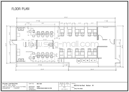 floor plan bar marvelous bar layout and design images simple design home
