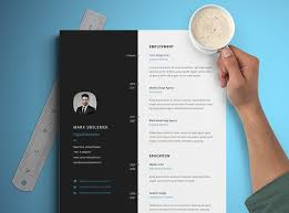 best free resume templates 50 best clean useful cv resume templates decolore net