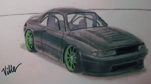 subaru svx jdm subaru svx speed drawing youtube