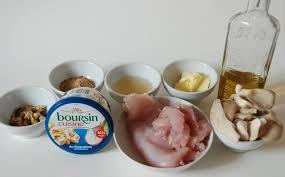 recette boursin cuisine poulet roulé de poulet noix boursin cuisine roquefort cuisine plurielle