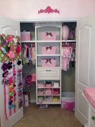 Closet Organizers For Baby Room Ultimate Little Closet I Adore The Hairbow Organization