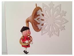 sweet toot tuba soldier and snowflake 2016
