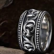 mens sterling rings images 1196 best men 39 s jewelry images leather bracelets jpg