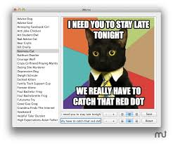 Meme Generator For Mac - imeme 1 0 free download for mac macupdate