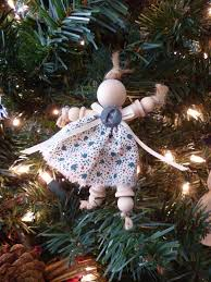 fabric mutt o christmas tree