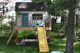Backyard Playground Plans 75 Dazzling Diy Playhouse Plans Free Mymydiy Inspiring Diy