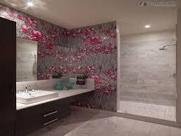 toilet decoration modern bathroom wallpaper ideas wallpaper for