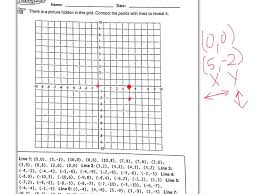 Worksheet Works Calculating Area And Perimeter Answers Kids Graphing Points On A Coordinate Plane Worksheet Practice 10