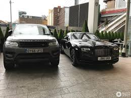 rolls royce sport 2017 rolls royce wraith black badge 3 february 2017 autogespot