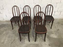 Vintage Bistro Table And Chairs Vintage Bistro Chairs From Thonet Set Of 6 For Sale At Pamono