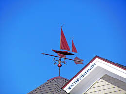 Mermaid Weathervanes Portsmouth Nh Weathervanes New Hampshire And Maine Real Estate Blog