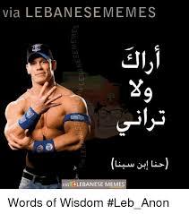 via lebanese memes via lebanese meme words of wisdom leb anon