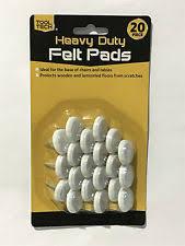 Sofa Felt Pads by Chair Feet Pads Diy Materials Ebay