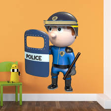 stickers for kids riot police