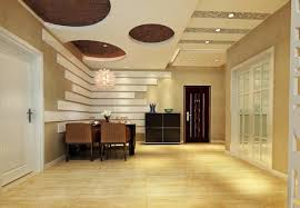 dining room ceiling ideas techo relieve circulos luces led techo ceilings