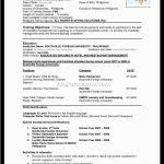 Actor Resume Template Word Free Resume Templates 81 Exciting Layout Word Template Microsoft