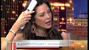 hair loss treatment with hairmax lasercomb review by shelly