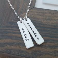 Personalized Necklaces For Moms For Mom Gracefully Made