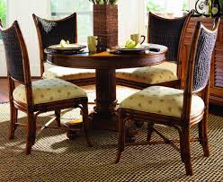 woven dining room chairs rattan kitchen chairs woven dining room of well wicker also