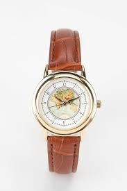 World Map Watch Top 25 Best Urban Outfitters Watches Ideas On Pinterest Watches