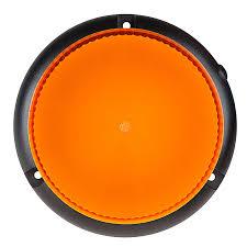 magnetic base strobe light 6 3 4 amber led strobe light beacon with 40 leds magnetic base
