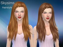 sims 3 african american hairstyles tsr skysims