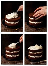 Cinnamon Chocolate Cake With Salted Honey Buttercream
