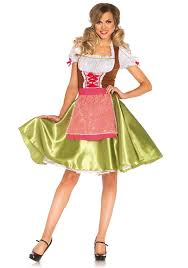 amazon com leg avenue women u0027s darling greta oktoberfest costume