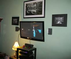 Best Way To Hide Wires From Wall Mounted Tv Speaker Wires Under Baseboards 8 Steps With Pictures