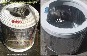 the best way to clean a washing machine quora