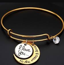 gold love you bracelet images Alex and ani i love you to the moon and back gold two tone jpg