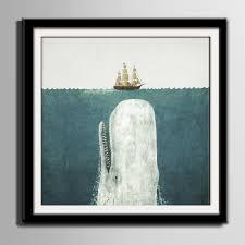 Cheap Art Prints by Online Get Cheap Whale Art Prints Aliexpress Com Alibaba Group