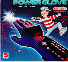 the nintendo nes power glove looked better than it functioned